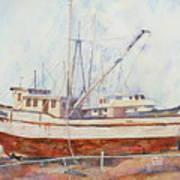 Oceansport Art Print