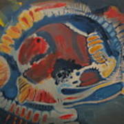 October 31 2009 Art Print