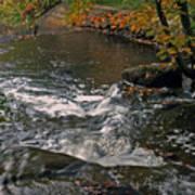 October River Art Print