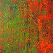 October Rust Art Print