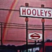 Ode To Hooley's Art Print