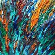 Ode To Nature 6 Art Print