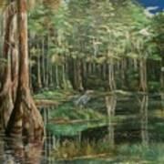 Ode To Robert Butler Art Print