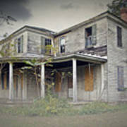 Odenton House Art Print by Brian Wallace