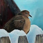 Of Winters Past Art Print