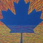 Oh Canada 2 Art Print