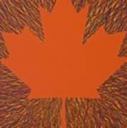 Oh Canada 5 Art Print