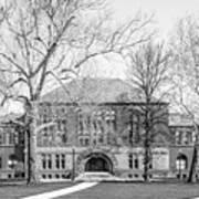 Ohio State University Hayes Hall Art Print