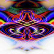 Ohmmmmm Meditation Art Print