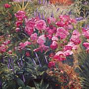 Olbrich Garden Series -  Garden 1    Art Print