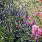 Olbrich Garden Series - Garden 2 Art Print