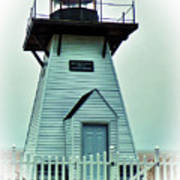 Olcott Lighthouse Art Print