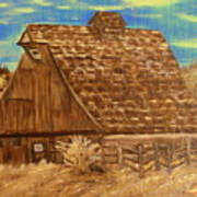 Old Barn Series Art Print