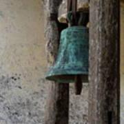 Old Bronze Bell Art Print