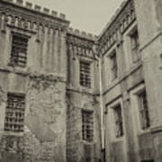 Old City Jail Chs Art Print