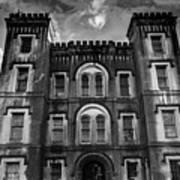 Old City Jail Art Print