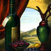 Old Country Feeling II Art Print by Italian Art