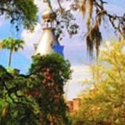Old Florida Art Print
