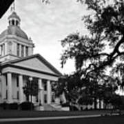 Old Florida State Capitol Building Art Print