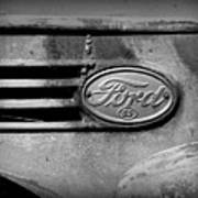 Old Ford 85 Art Print