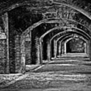Old Fort Art Print