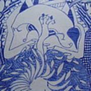 Old Man With Beard Part I Art Print