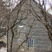 Old Mill Building Art Print
