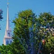 Old North Church, Boston # 3 Art Print