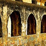 Old Patzcuaro Wall 3 Art Print
