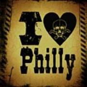 Old Philadelphia Art Print
