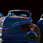 Old Plymouth Old Cars Art Print