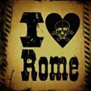 Old Rome Art Print