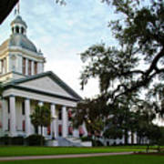 Old State Capitol Art Print