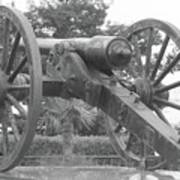 Old Time Cannon Art Print
