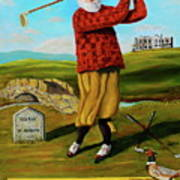 Old Tom Morris Art Print