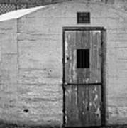 Old Town Jail Art Print