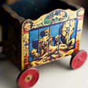 Old Toy Art Print