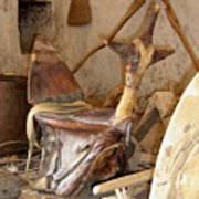 Old Tradtional Libyan Tools Art Print
