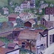 Old Ventura Art Print