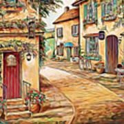 Old Village 3 Art Print