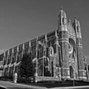 Old West End Our Lady Queen Of The Most Holy Rosary Cathedral II Art Print