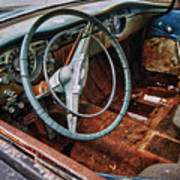 Olds Interior Art Print