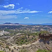 Olduvai Gorge - The Cradle Of Mankind Art Print