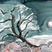 Olive Solstice Art Print