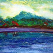 Ometepe Island 1 Art Print