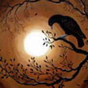 Ominous Bird Of Yore Art Print