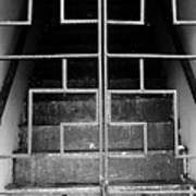 Ominous Stairs Art Print