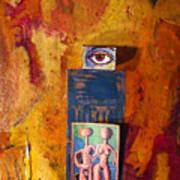 Omni Vision Union Art Print