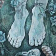 On Sacred Ground Art Print
