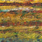 On Stripe For Diana Art Print